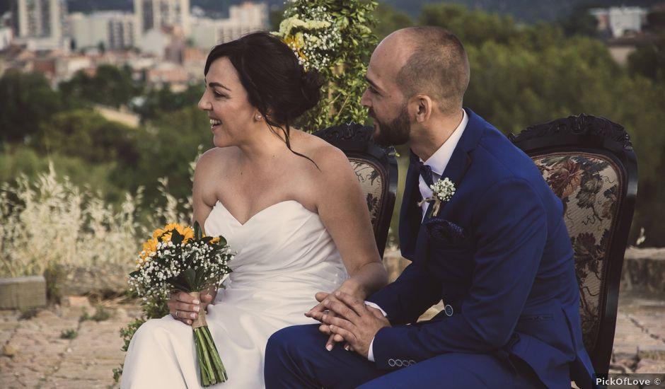 La boda de Silvia y Edgar en Rubi, Barcelona
