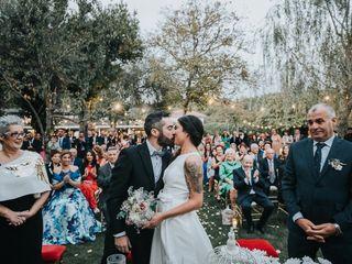 La boda de Lorena y Luís