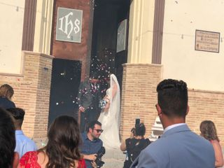 La boda de Nerea y Silverio  2