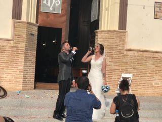 La boda de Nerea y Silverio