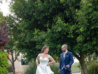 La boda de Llubi   y Pruden  1