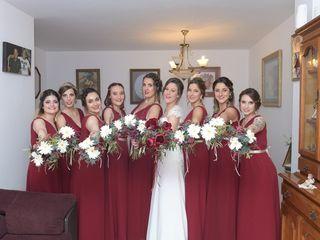 La boda de Llubi   y Pruden  2