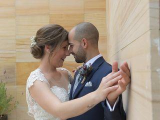 La boda de Llubi   y Pruden  3