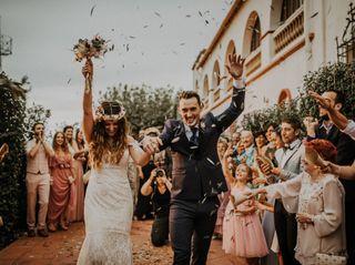 La boda de Alba y Adrià