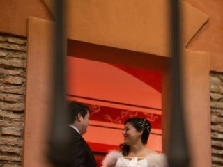 La boda de Marian y Pascual