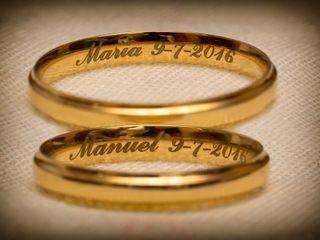 La boda de María y Manuel 1