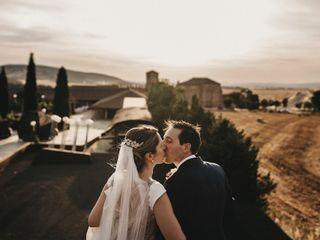 La boda de Marimar y Edu
