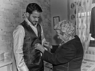La boda de Paloma y Isidro 3