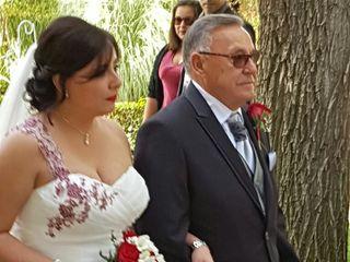 La boda de Eugenia y Abel 1
