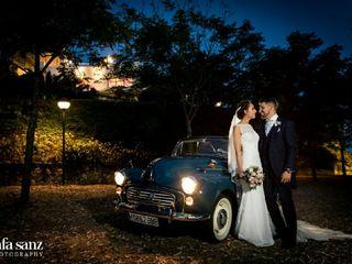 La boda de Mayka y Placi