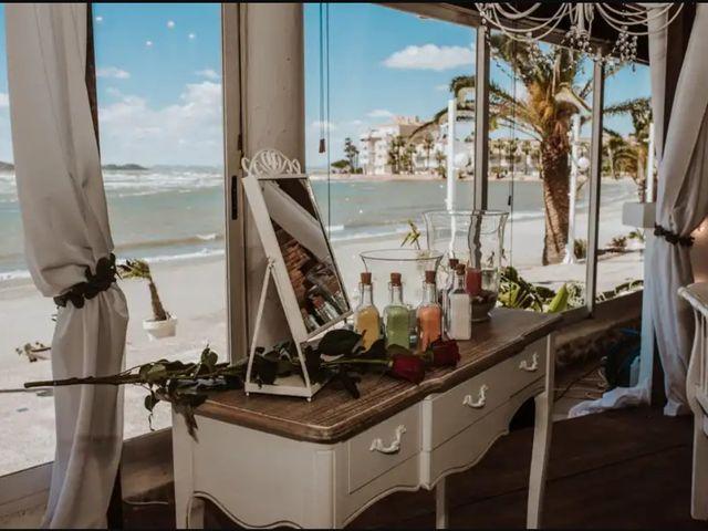 La boda de Juan y Carmen  en La Manga Del Mar Menor, Murcia 1