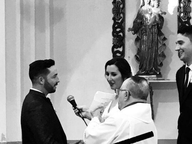 La boda de Silverio  y Nerea en Catral, Alicante 2