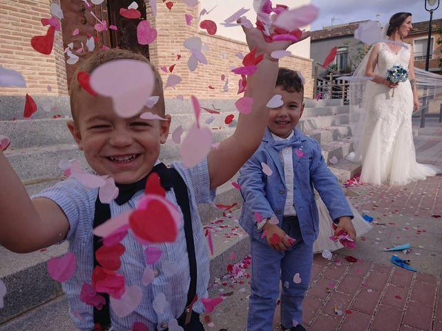 La boda de Silverio  y Nerea en Catral, Alicante 6