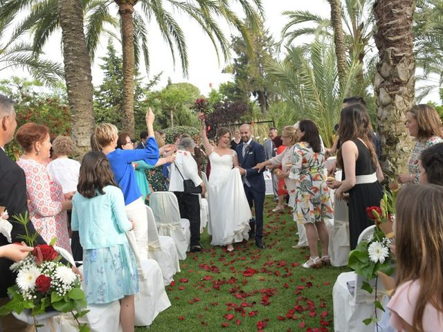 La boda de Pruden  y Llubi   en Sa Coma/la Coma, Islas Baleares 6