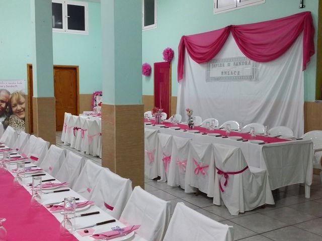La boda de Javier  y Sandra en Las Palmas De Gran Canaria, Las Palmas 8