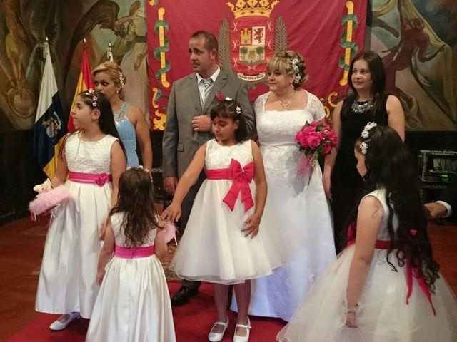 La boda de Javier  y Sandra en Las Palmas De Gran Canaria, Las Palmas 10
