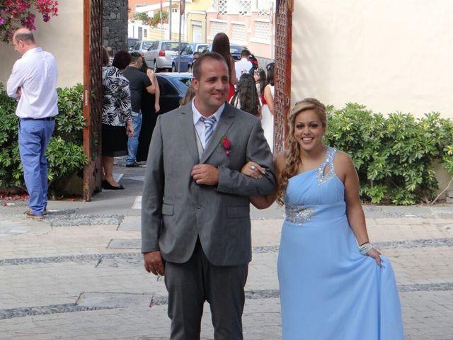 La boda de Javier  y Sandra en Las Palmas De Gran Canaria, Las Palmas 13