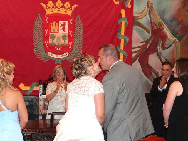 La boda de Javier  y Sandra en Las Palmas De Gran Canaria, Las Palmas 15