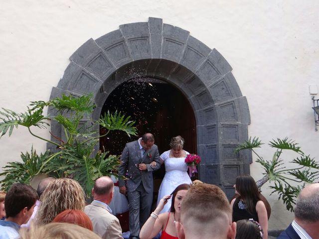 La boda de Javier  y Sandra en Las Palmas De Gran Canaria, Las Palmas 1