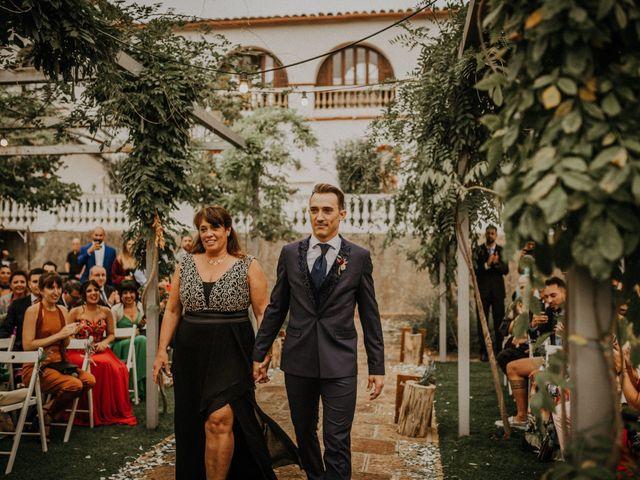 La boda de Adrià y Alba en L' Ametlla Del Valles, Barcelona 22