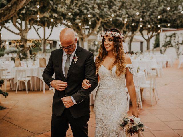 La boda de Adrià y Alba en L' Ametlla Del Valles, Barcelona 24