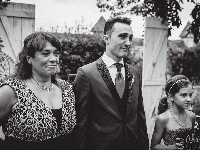 La boda de Adrià y Alba en L' Ametlla Del Valles, Barcelona 25