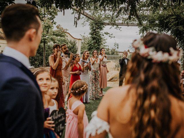 La boda de Adrià y Alba en L' Ametlla Del Valles, Barcelona 27