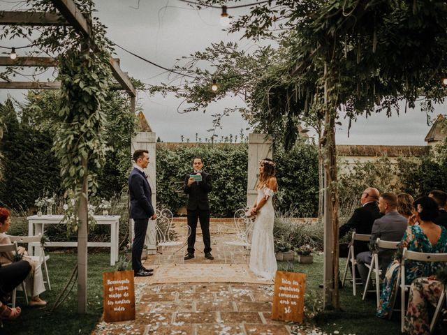 La boda de Adrià y Alba en L' Ametlla Del Valles, Barcelona 28