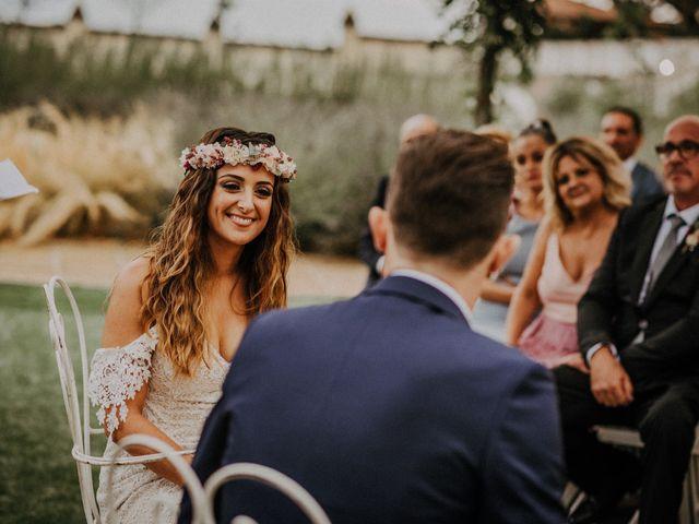 La boda de Adrià y Alba en L' Ametlla Del Valles, Barcelona 29