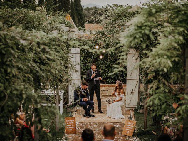 La boda de Adrià y Alba en L' Ametlla Del Valles, Barcelona 33