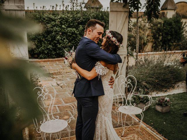 La boda de Adrià y Alba en L' Ametlla Del Valles, Barcelona 37