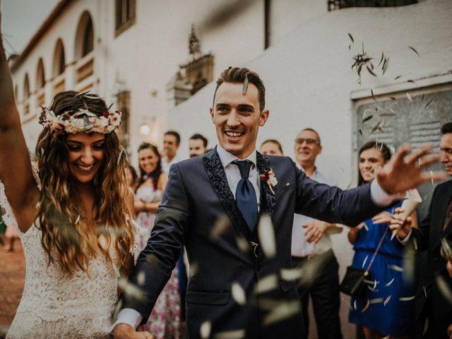 La boda de Adrià y Alba en L' Ametlla Del Valles, Barcelona 38