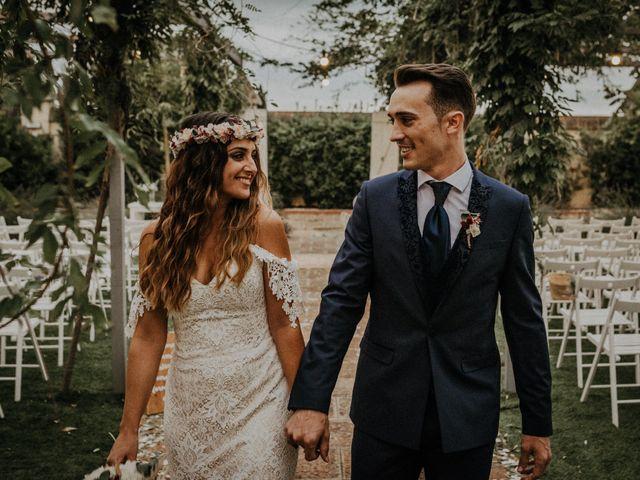 La boda de Adrià y Alba en L' Ametlla Del Valles, Barcelona 40