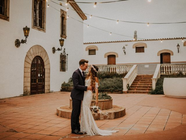 La boda de Adrià y Alba en L' Ametlla Del Valles, Barcelona 41