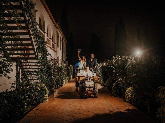 La boda de Adrià y Alba en L' Ametlla Del Valles, Barcelona 52