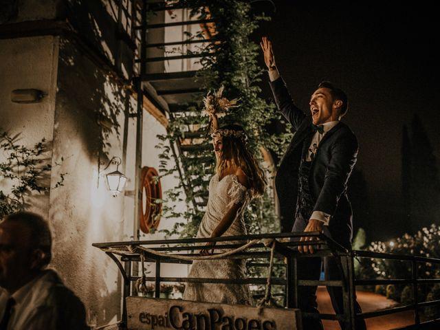 La boda de Adrià y Alba en L' Ametlla Del Valles, Barcelona 53