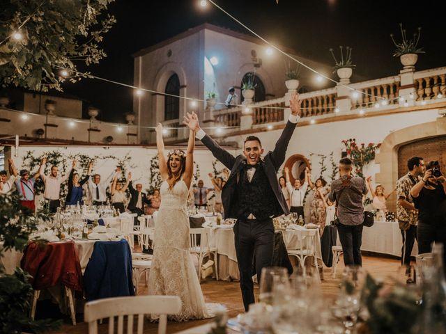 La boda de Adrià y Alba en L' Ametlla Del Valles, Barcelona 58