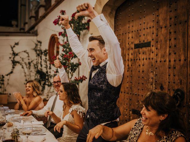 La boda de Adrià y Alba en L' Ametlla Del Valles, Barcelona 64