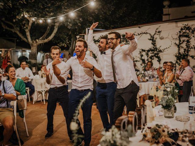 La boda de Adrià y Alba en L' Ametlla Del Valles, Barcelona 65