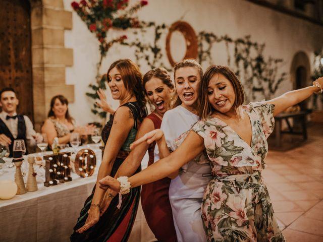 La boda de Adrià y Alba en L' Ametlla Del Valles, Barcelona 66