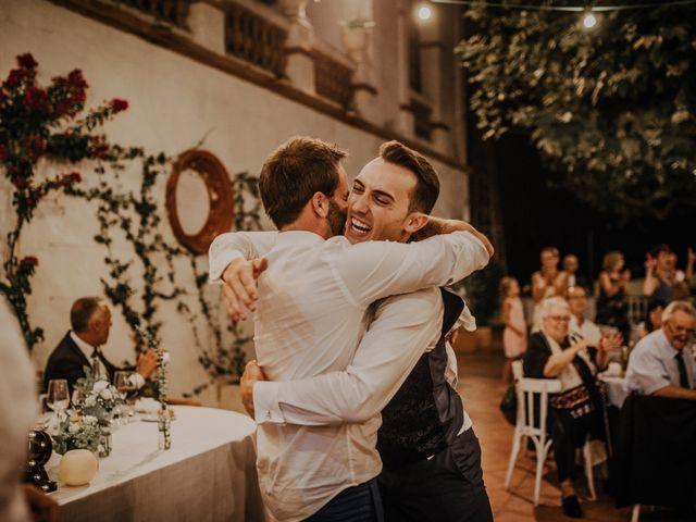 La boda de Adrià y Alba en L' Ametlla Del Valles, Barcelona 67