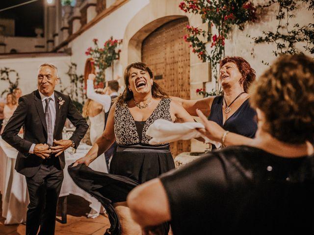 La boda de Adrià y Alba en L' Ametlla Del Valles, Barcelona 71