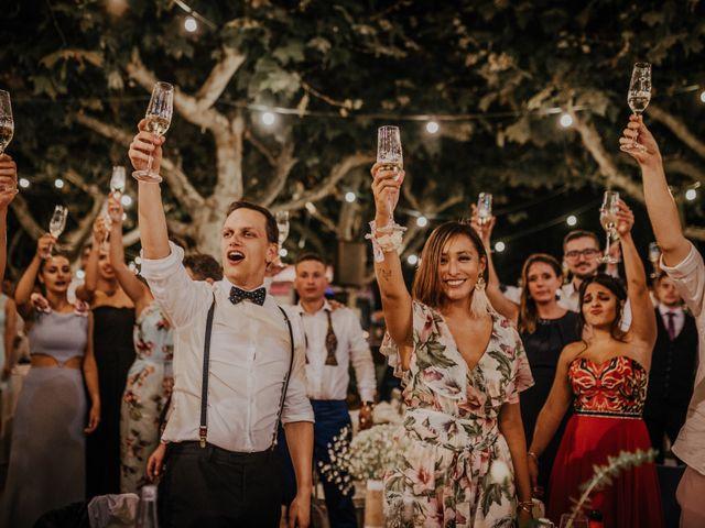 La boda de Adrià y Alba en L' Ametlla Del Valles, Barcelona 76