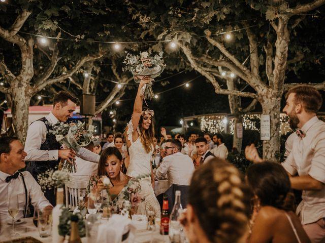 La boda de Adrià y Alba en L' Ametlla Del Valles, Barcelona 78