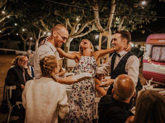 La boda de Adrià y Alba en L' Ametlla Del Valles, Barcelona 79