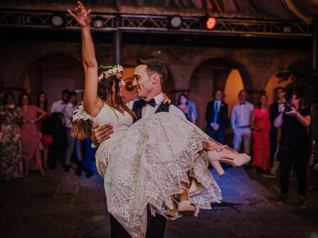 La boda de Adrià y Alba en L' Ametlla Del Valles, Barcelona 82