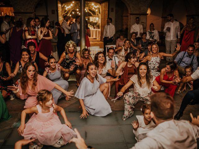 La boda de Adrià y Alba en L' Ametlla Del Valles, Barcelona 86