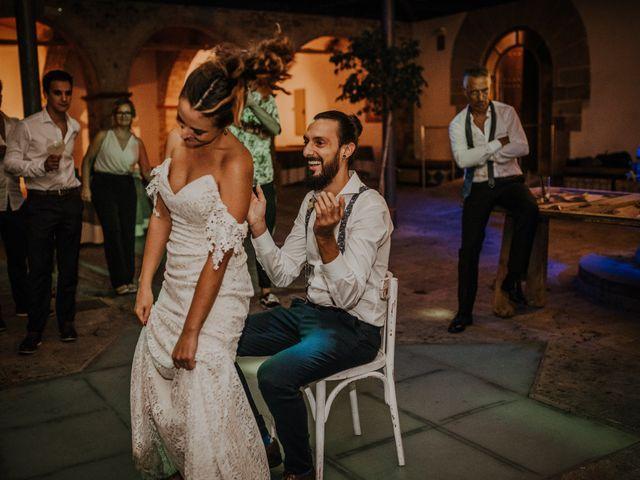 La boda de Adrià y Alba en L' Ametlla Del Valles, Barcelona 91