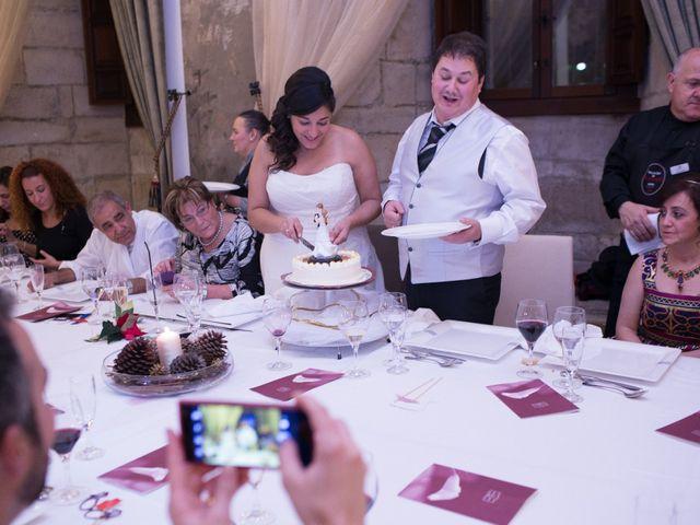La boda de Pascual y Marian en Villacarriedo, Cantabria 33