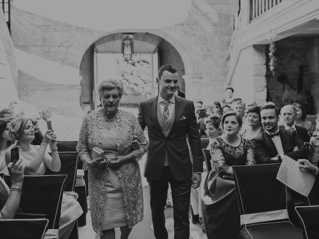 La boda de Manuel y María en Chantada (Casco Urbano), Lugo 28